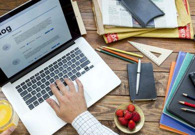 Sådan starter du din egen blog